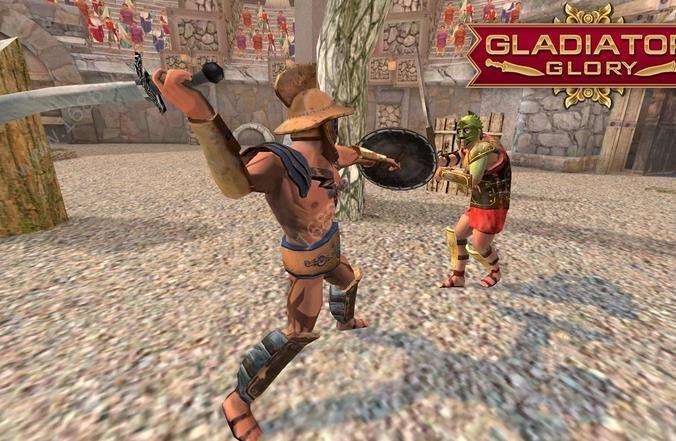 角斗士的荣耀汉化版下载2019最新版(Gladiator Glory)图片1