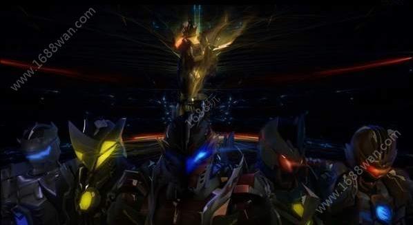 铠甲勇士腰带模拟器游戏安卓版下载 图片1