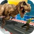 致命侏罗纪恐龙生存