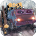6x6木材卡车模拟器
