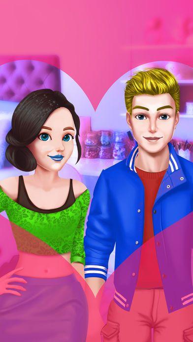 我的高中浪漫故事游戏官方版图片3