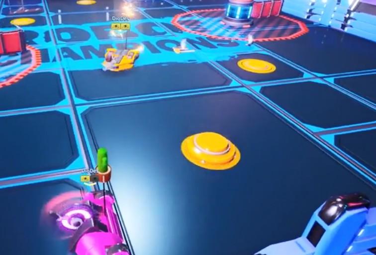 铁甲机器人大乱斗游戏安卓版图片1