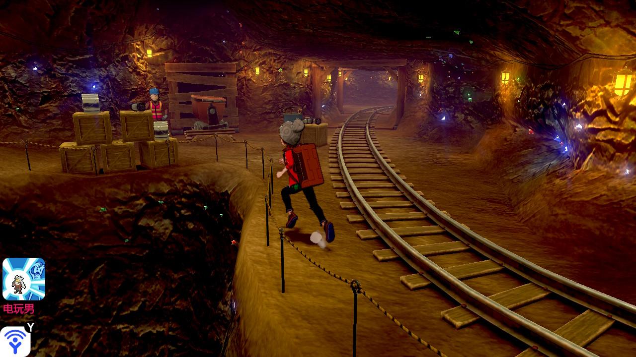 宝可梦剑盾全精灵明雷暗雷分布地点 九路隧道精灵分布攻略