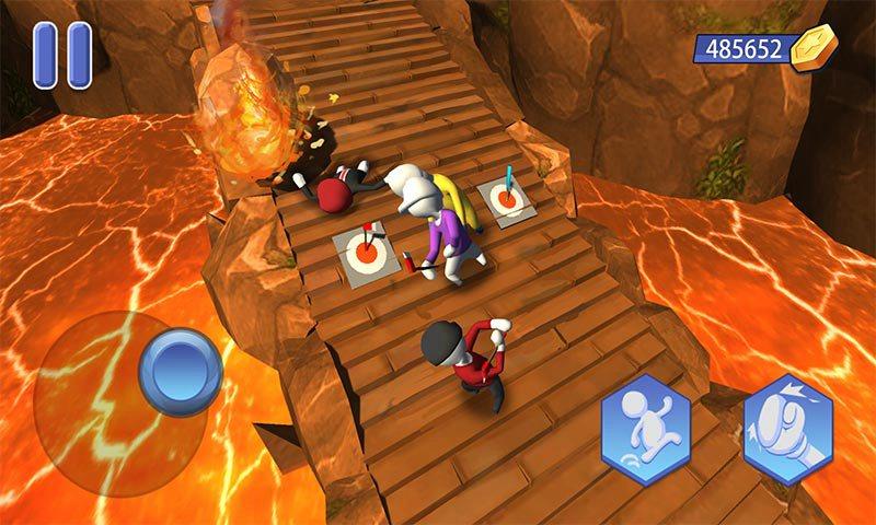 躲避大陨石游戏安卓版图片1