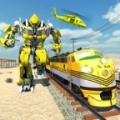 大火车机器人改造