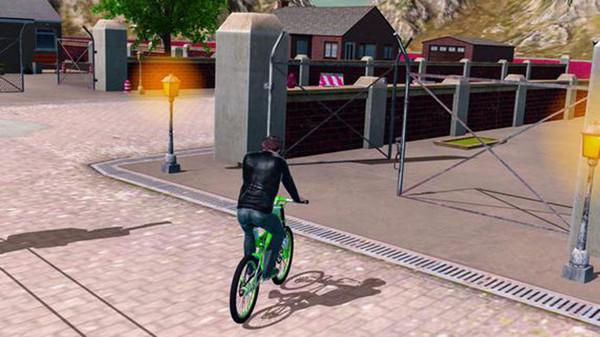 山地越野自行车模拟器游戏安卓版图片1