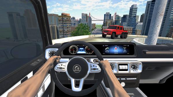 奔驰大G63模拟器游戏安卓版下载图片1