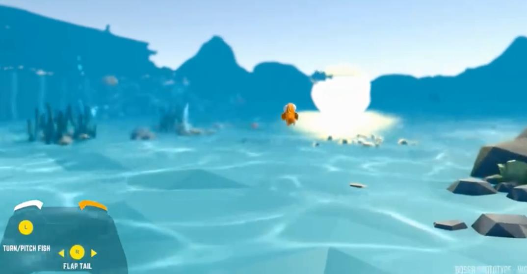 我是鱼I AM FISH游戏中文版图片1