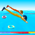 Swim Race 3D