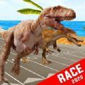 侏罗纪恐龙竞赛热
