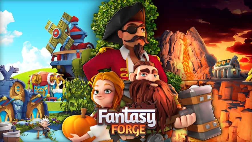 Fantasy Forge游戏安卓版图片2