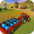 农业拖拉机驾驶模拟